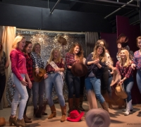 Harriets' Hen Party - October 2017