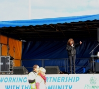 Plymouth Hoe - Alzheimers Society 5th October 2014